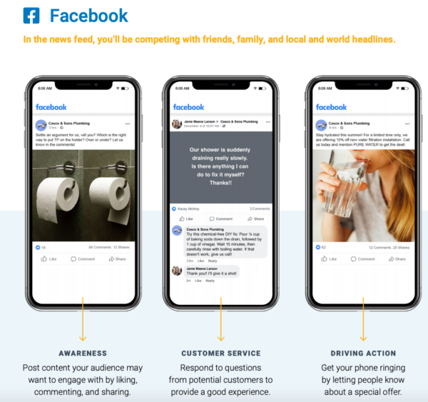 Facebook marketing guide for home building services