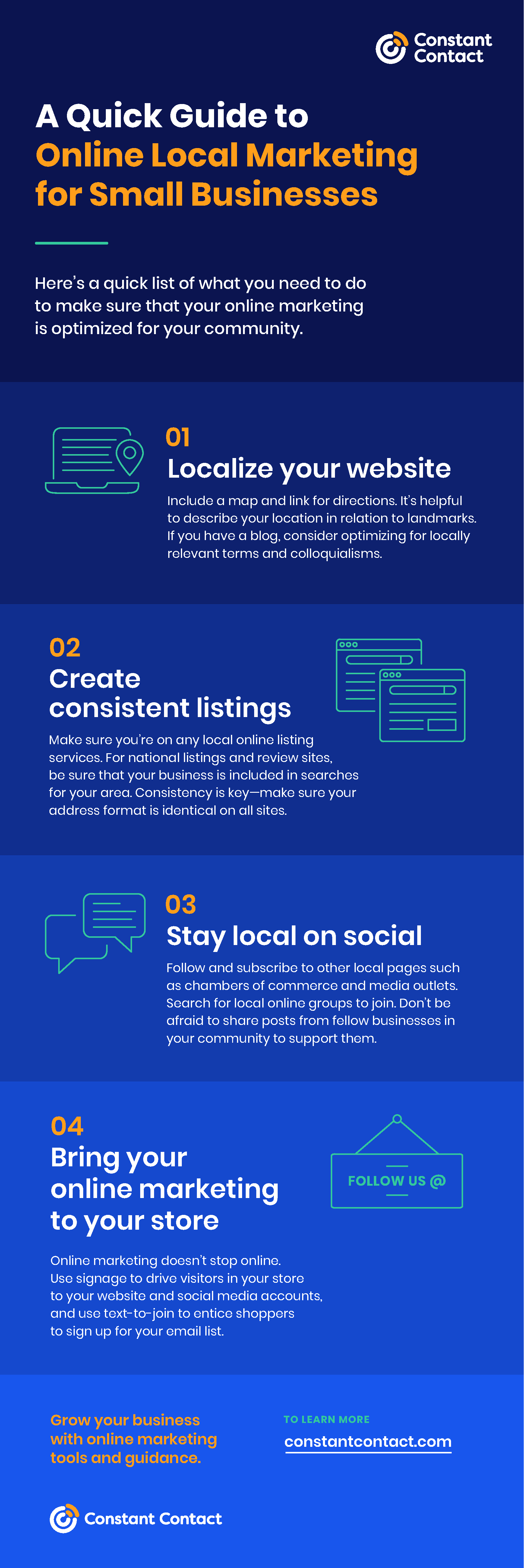 Local marketing guide