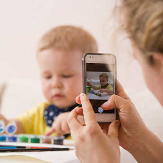social media marketing for child care