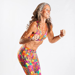 Janine Myers, Owner of Janine the Machine Fitness
