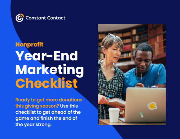 Nonprofit Year-End Marketing Checklist