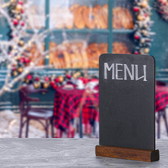 restaurant holiday promotion ideas