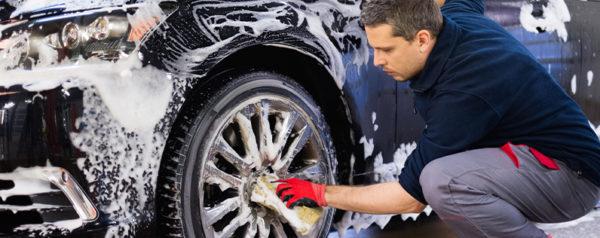 car wash advertising