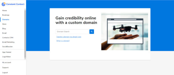 How to buy a Domain name - Constant Contact's website builder can help purchase a domain name, as well as build and host your website