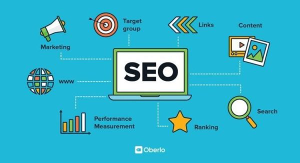 SEO for administrative services