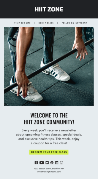 personal training marketing takes consistent email campaigns