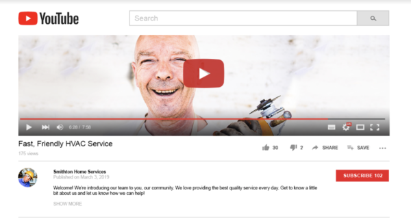HVAC marketing - YouTube