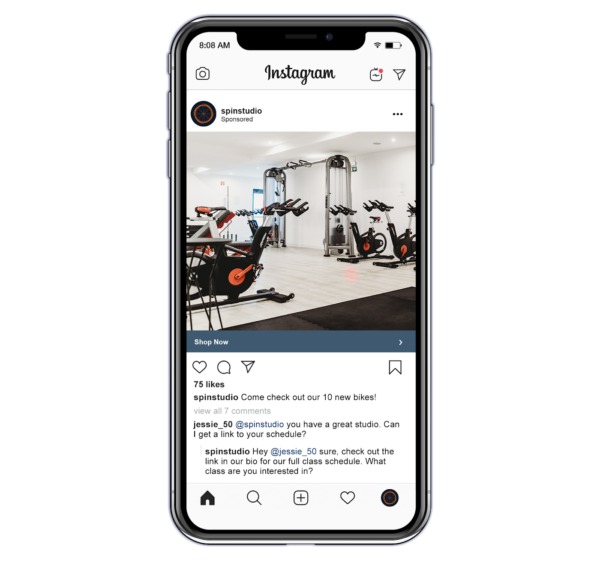 starting a fitness instagram - Once your account is up and running, be sure to interact with your followers