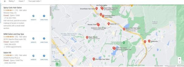 """Google My Business Optimization can get your business into the """"local 3-pack"""""""