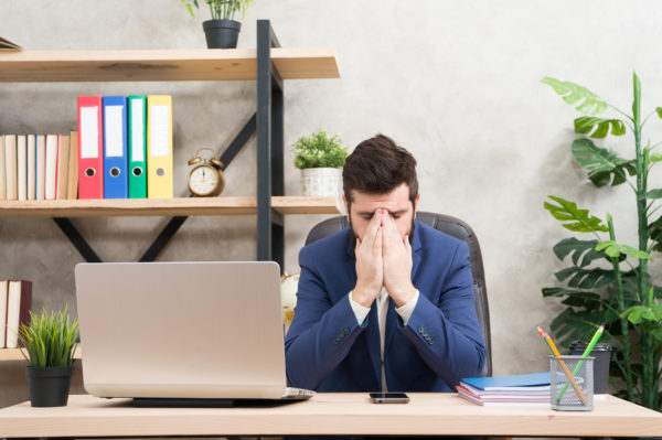 real estate agent burnout can result in a poor reputation and a loss of clients