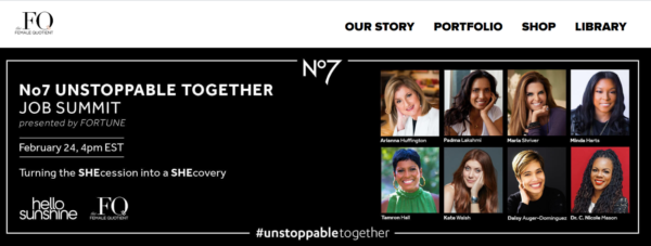 No.7's Innovated summit uses a memorable hashtag