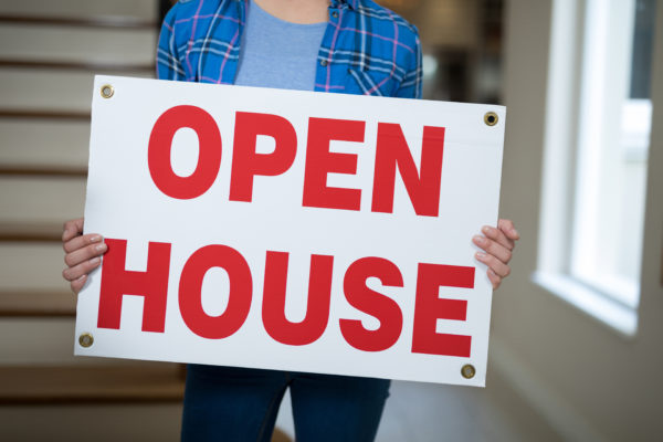 advertise your daycare for free by holding an open house