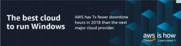 aws cloud ad