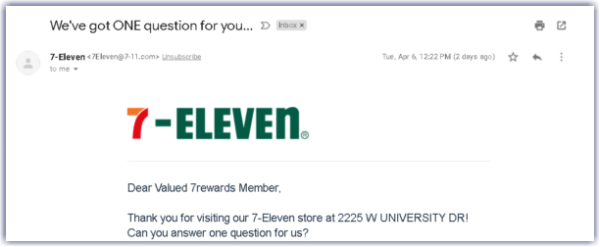 great retail subject lines tease the reader