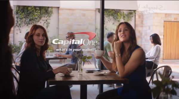 """Business slogans like Capital One's """"what's in your wallet?"""" are catchy and diverse"""