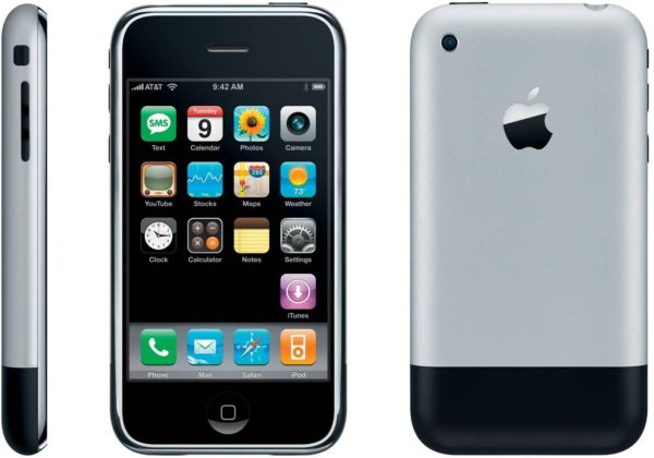 The iPhone changed the cellphone industry forever, simply by using blue ocean strategy