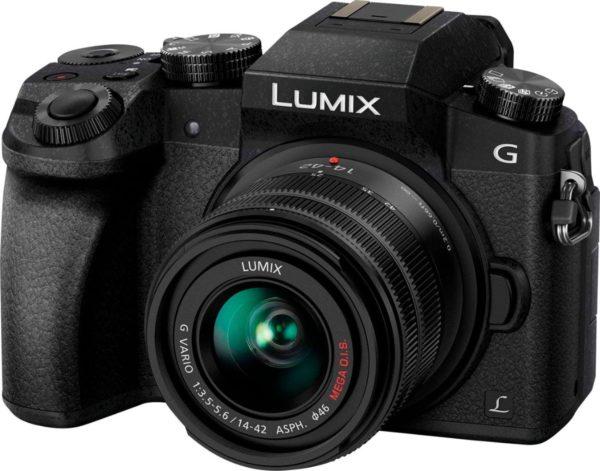 Product Photography Setup - Lumix Digital SLR